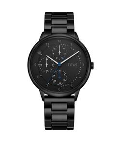 Nordic Tale多功能石英不鏽鋼腕錶