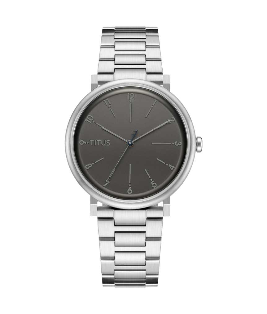 Nordic Tale 3 Hands Quartz Stainless Steel Watch