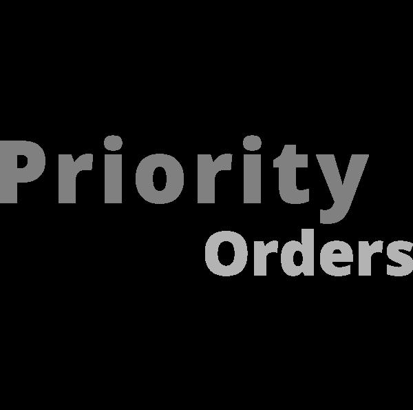 Priority Orders