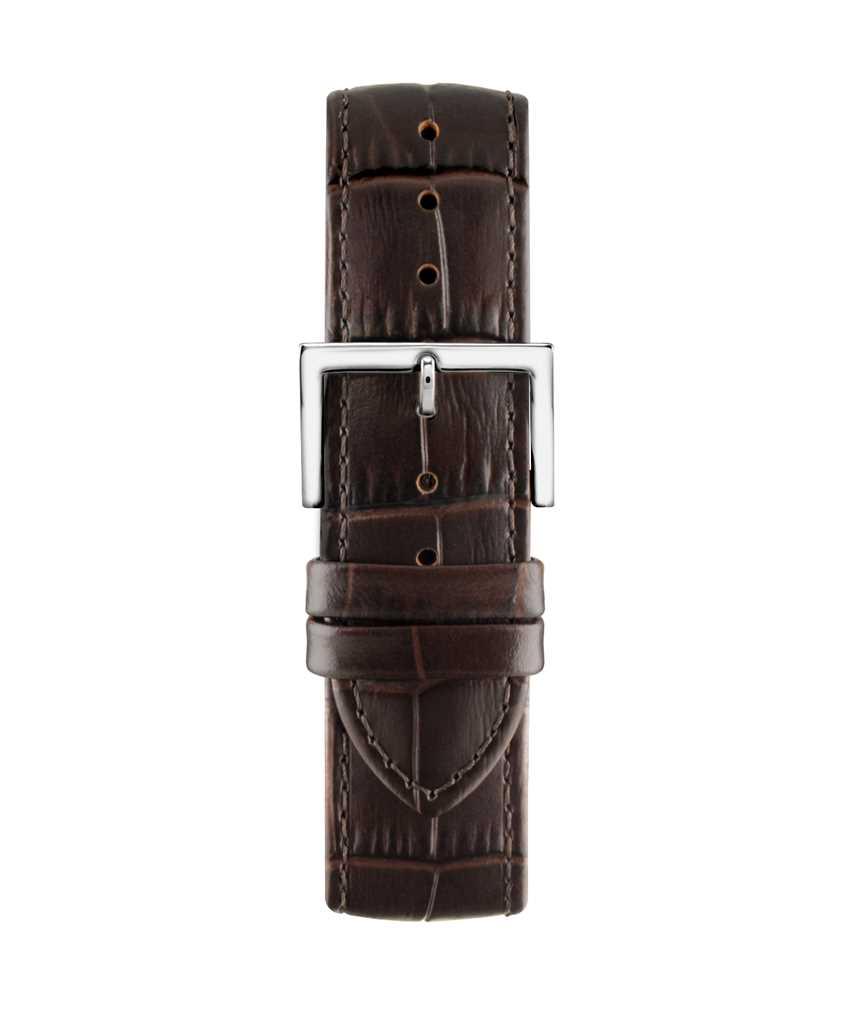 Montella 22 mm Chestnut Leather Strap