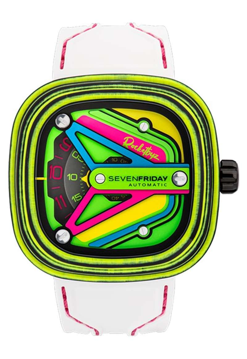 Sevenfriday Rocketbyz