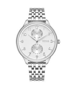 Interlude Multi-Function Quartz Stainless Steel Watch