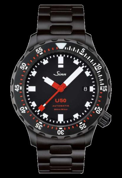 Sinn U50 S Pre-order Deposit (Expected Retail Price: HK$28,800 )