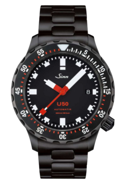 Sinn U50 S Pre-order Deposit (Expected Retail Price: HK$28,800 )