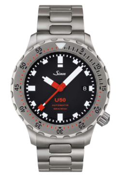 Sinn U50 Pre-order Deposit (Expected Retail Price: HK$23,300 )