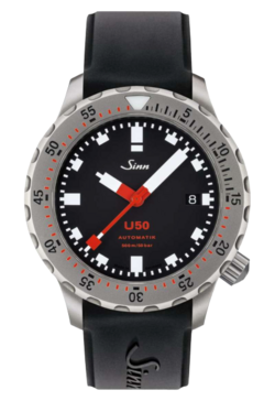 Sinn U50 Pre-order Deposit (Expected Retail Price: HK$23,200 )