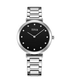 Fashionista 2 Hands Quartz Stainless Steel Watch