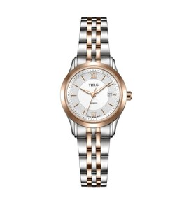 Classicist 3 Hands Date Mechanical Stainless Steel Watch