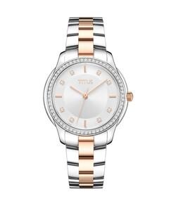 Fair Lady 3 Hands Quartz Stainless Steel Watch