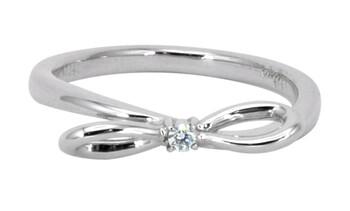 Solvil et Titus 15.6mm Bow Ring, Sterling Silver