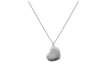 Solvil et Titus Big Herat Necklace, Sterling Silver