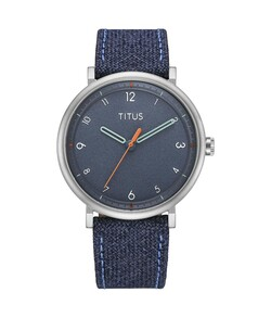 Nordic Tale 3 Hands Quartz NATO Strap Watch