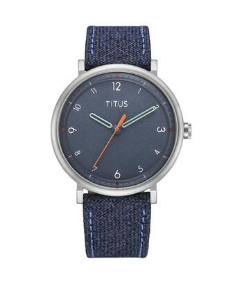 Nordic Tale 3 Hands Quartz NATO Strap Watch