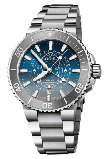 Oris Dat Watt Limited Edition