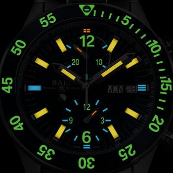 BALL Watch Roadmaster Rescue Chronograph