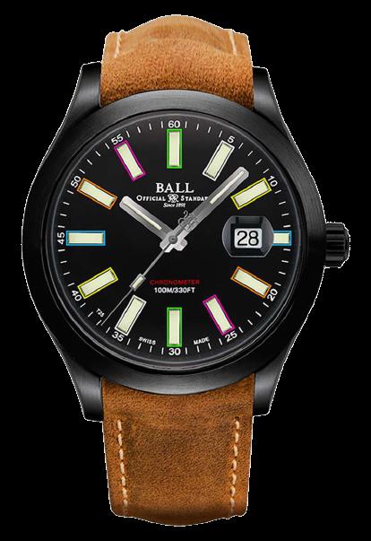 BALL Watch Engineer II Rainbow