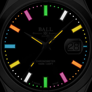 BALL Watch Engineer III Marvelight Chronometer