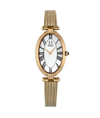 Once 2 Hands Quartz Stainless Steel Watch